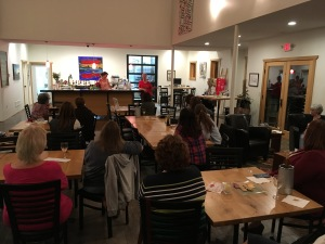 farmher viewing at winery 2017